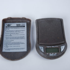 Peso Digital de Bolsillo My Weigh 500-ZH-4