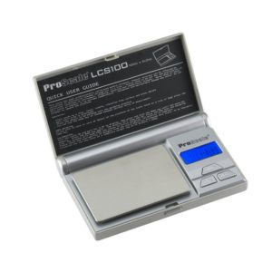 Peso Digital Pocket Proscale LCS100-175