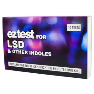Eztest test de drogas lsd